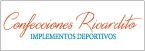 Logo de Confecciones+Ricardito+e+Implementos+Deportivos