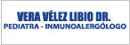 Logo de Vera+V%c3%a9lez+Libio+Dr.