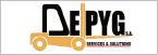 Logo de Delpyg+S.A.