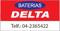 Logo de Bater%c3%adas+Delta