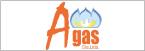 Logo de A+Gas+Cia.+Ltda.