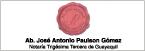 Logo de Notar%c3%ada+Trig%c3%a9sima+Tercera