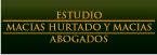 Logo de Estudio+Jur%c3%addico+Mac%c3%adas+Hurtado+y+Mac%c3%adas