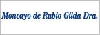 Logo de Moncayo+de+Rubio+Gilda+Dra.