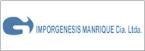 Logo de Imporgénesis Manrique Cia. Ltda.