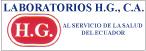 Logo de Laboratorios+H.G.