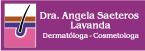 Logo de Saeteros+Lavanda+Angela+Dra.