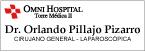 Logo de Pillajo+Pizarro+Orlando+Dr.