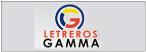 Logo de Letreros+Gamma