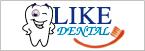 Logo de Like+Dental