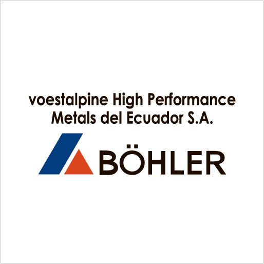Logo de Aceros Boehler del Ecuador S.A.