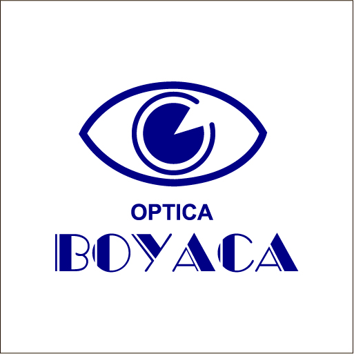 Logo de %c3%93ptica+Boyac%c3%a1