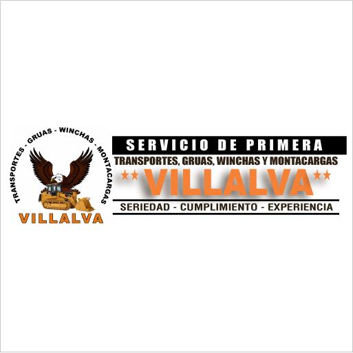 Logo de Transportes+y+Gr%c3%baas+Villalva