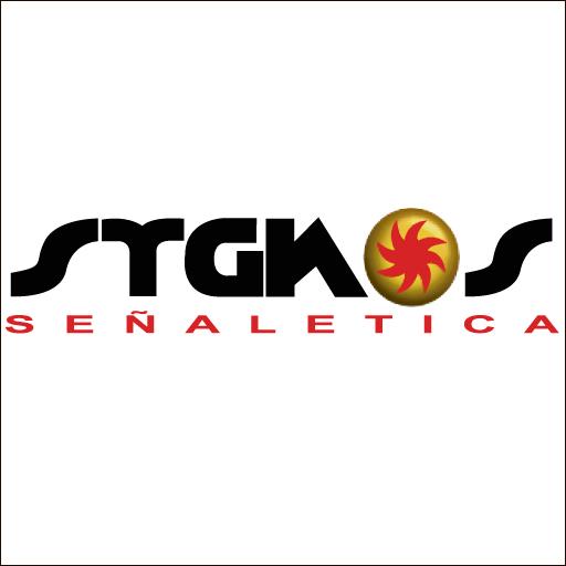Logo de Letreros+y+Se%c3%b1al%c3%a9tica-+Sygnos