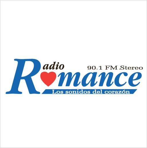 Logo de Radio Romance 90.1 F.M. Stereo