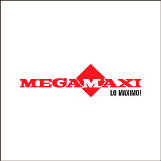 Logo de Megamaxi