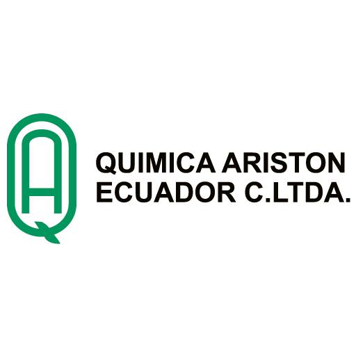 Logo de Qu%c3%admica+Ariston+Ecuador+C.+Ltda.