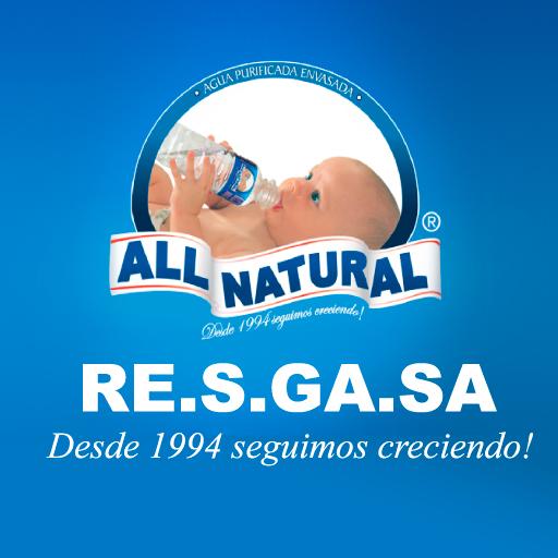 Logo de All Natural