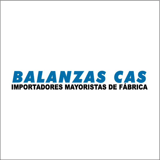 Logo de Balanzas Cas