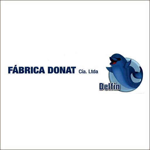 Logo de F%c3%a1brica+Donat+Cia.Ltda.