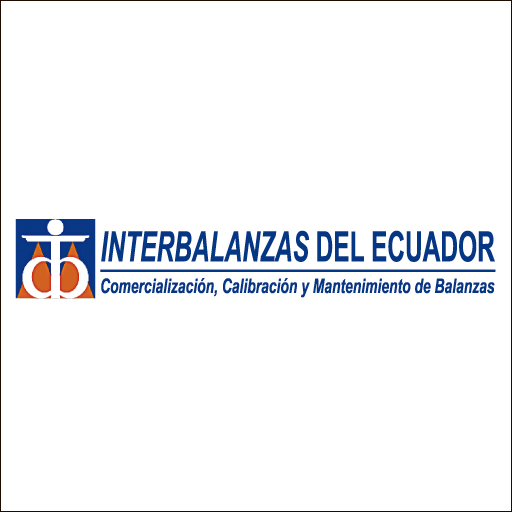 Logo de Interbalanzas del Ecuador