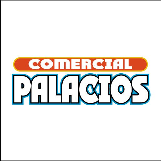 Logo de Comecial+Palacios