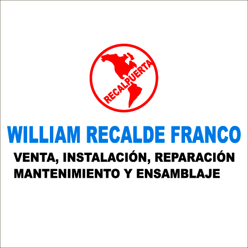 Logo de S.T.R.+William+Recalde+Franco