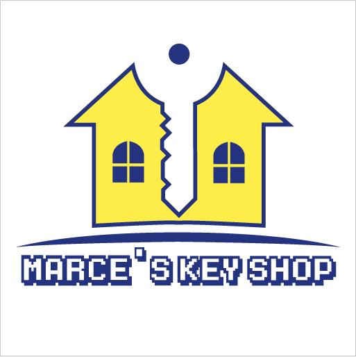 Logo de Marce's Key Shop