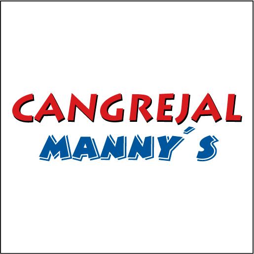 Logo de Cangrejal Manny's