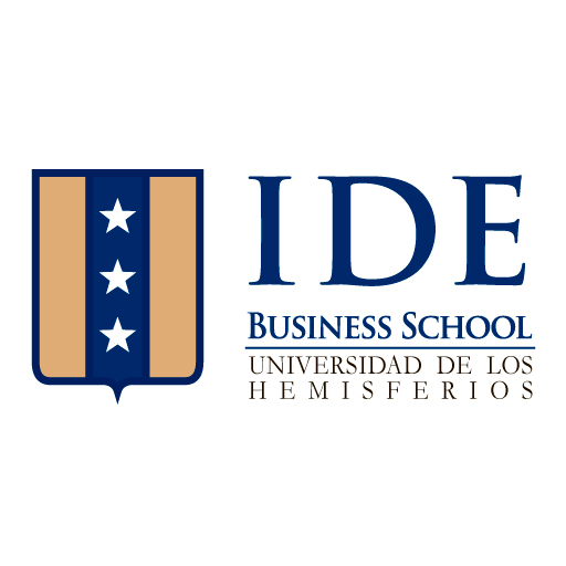 Logo de I.D.E. - Business  School