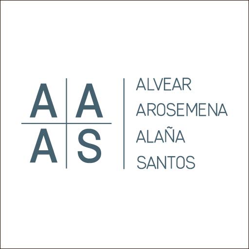Logo de Estudio+Jur%c3%addico+Alvear+Arosemena+Ala%c3%b1a+Santos