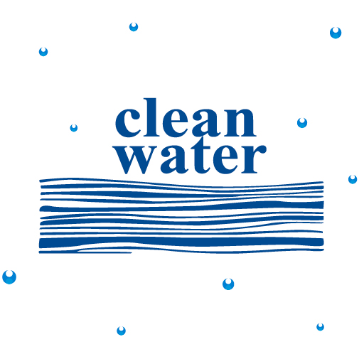 Logo de Clean+Water