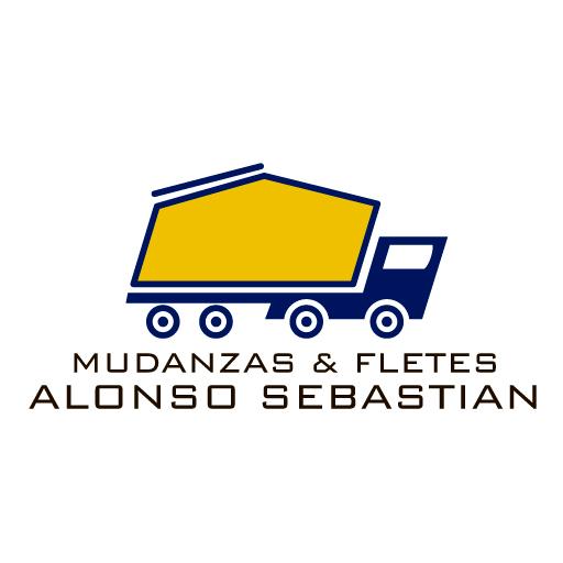 Logo de Mudanzas+%26+Fletes+%22Alonso+Sebasti%c3%a1n%22