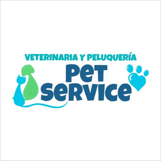Logo de PET SERVICE