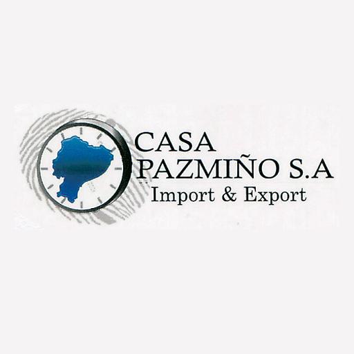 Logo de Casa Pazmiño S.A.