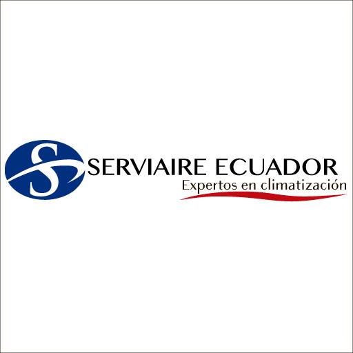 Logo de ServiAire+Ecuador