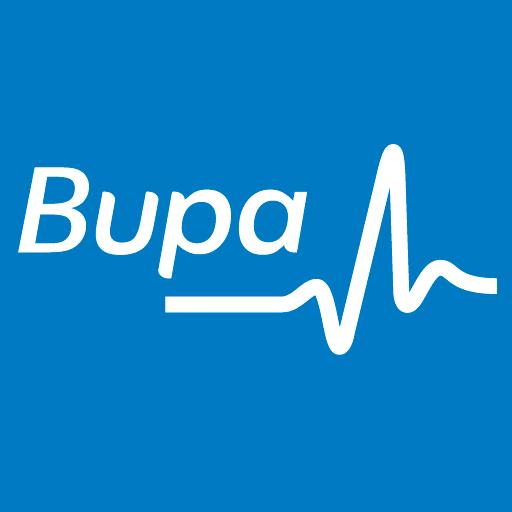 Logo de Bupa+Ecuador