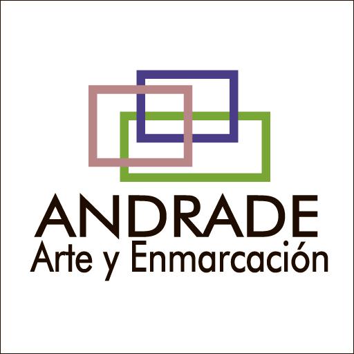 Logo de Andrade+Arte+y+Enmarcaci%c3%b3n