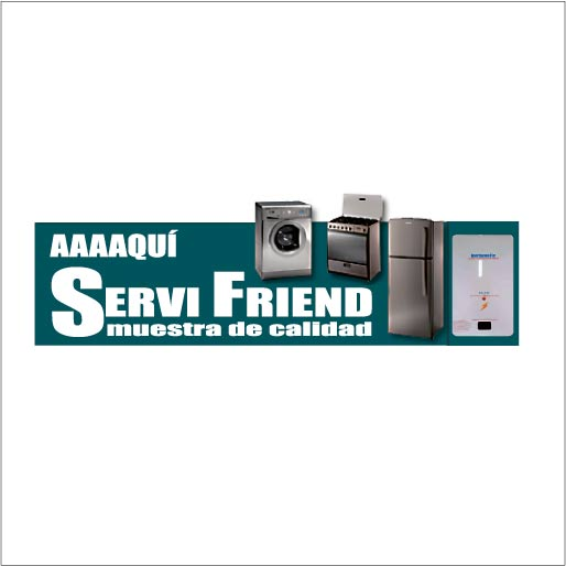 Logo de AAAAqui Servi Friend