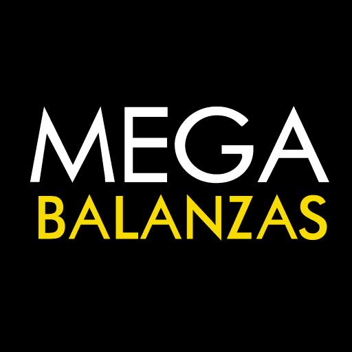 Logo de Balanzas+Megabalanzas