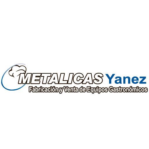 Logo de Met%c3%a1licas+Yanez