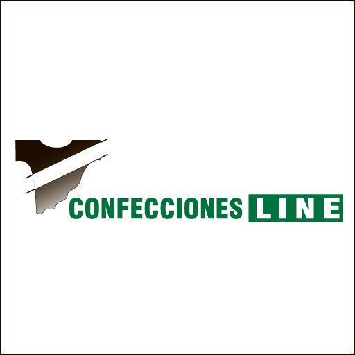 Logo de Confecciones+Line
