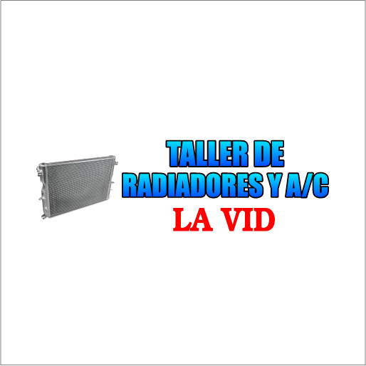 Logo de Taller+de+Radiadores+y+A%2fC+La+Vid