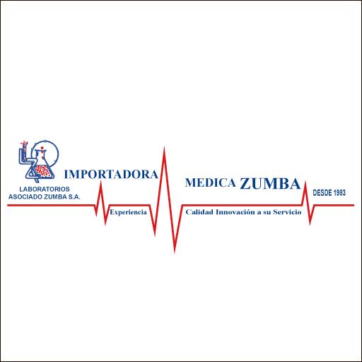Logo de Importadora+M%c3%a9dica+Zumba+S.A.