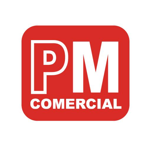 Logo de Comercial+P.M.
