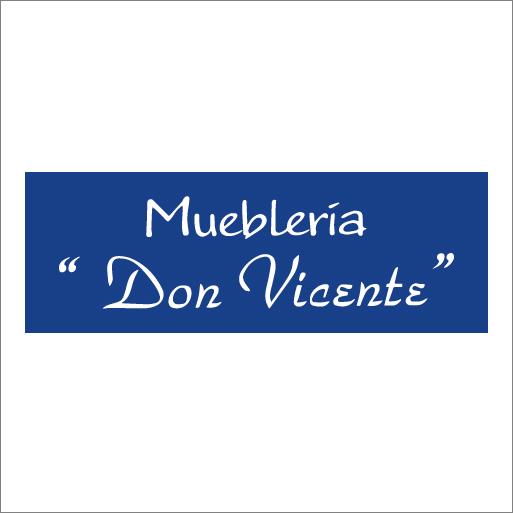 Logo de Muebler%c3%ada+%22Don+Vicente%22
