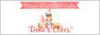 Logo de Do%c3%b1a%27s+Cakes