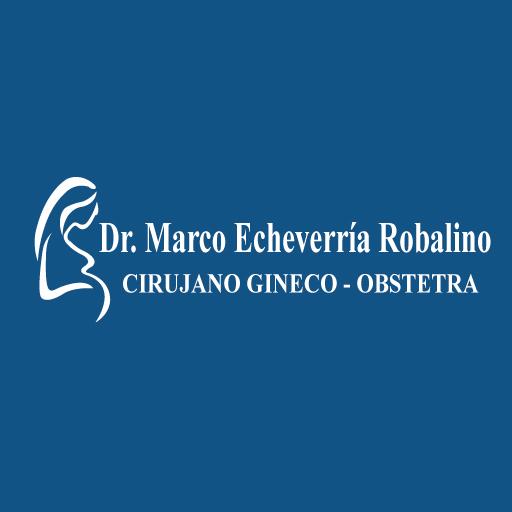 Logo de Dr.+Marco+Echeverr%c3%ada+Robalino