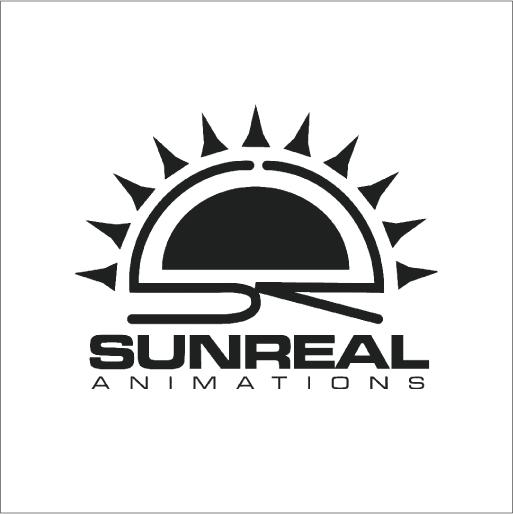 Logo de Sunreal+Animations