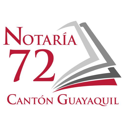 Logo de Notar%c3%ada+72+-+Cant%c3%b3n+Guayaquil